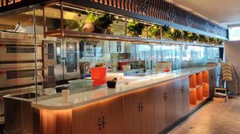 好的酒店餐厅厨房设计规范,这三要点很重要!