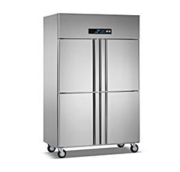 四门冷冻厨房柜
