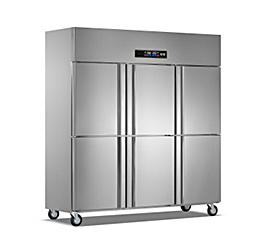 六门冷冻厨房柜