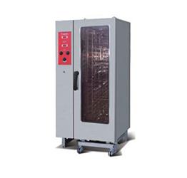 二十层电子版燃气万能蒸烤箱