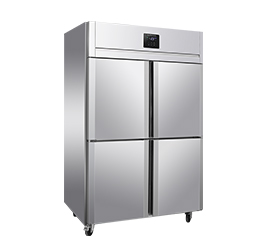 LVNI绿零TG四门立式厨房冷柜